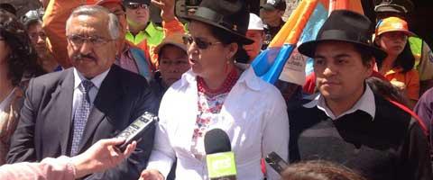Imagen-Ecuador: Resolucion del CNE contra el MPD es un desahogo a las elecciones del 23F