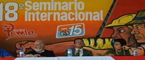 Imagen-Ecuador: Seminario Internacional Problemas de la Revolucion en America Latina es un exito rotundo