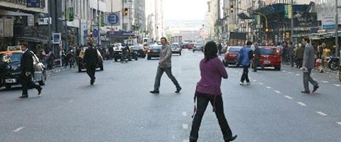 Imagen-Caminar al trabajo te hace mas feliz