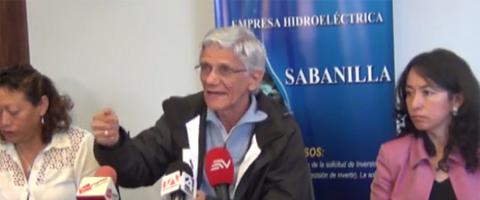 Imagen-Video Ecuador: Respuesta del FCME a la sabatina del 23 de agosto