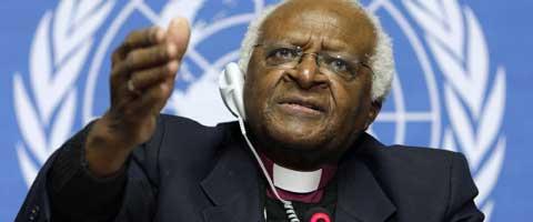 Imagen-Desmond Tutu: Mi peticion al Pueblo de Israel, liberaros a vosotros mismos liberando a Palestina