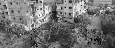Imagen-La pesadilla en Gaza