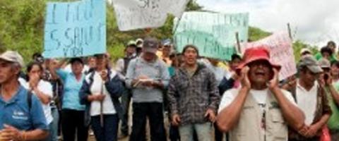 Imagen-Ecuador: Juez niega medidas cautelares a comunidades del noroccidente de Quito