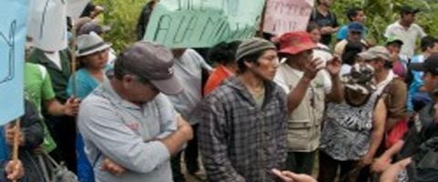 Imagen-Mineria en los centros educativos de las comunidades del DMQ