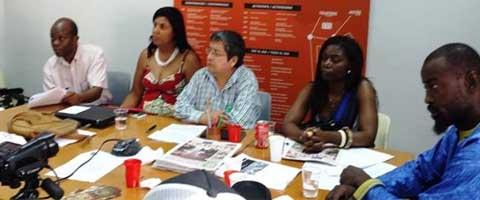 """Imagen-Barcelona: Se realizo la X Universidad de Verano Panafricanista """"Marcus Garvey"""" 2014"""