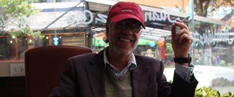 Imagen-El pionero renuente: Conversacion con cineasta santiago carcelen