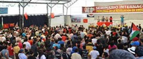Imagen-Declaracion Final del XVIII Seminario Internacional Problemas de la Revolucion en America Latina