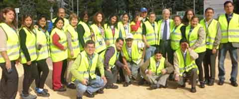 Imagen-Capacitacion de Docentes Ecuatorianos en Madrid