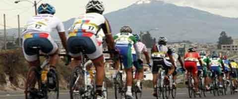 Imagen-8 de octubre del 2014 empieza La Vuelta Ciclistica al Ecuador