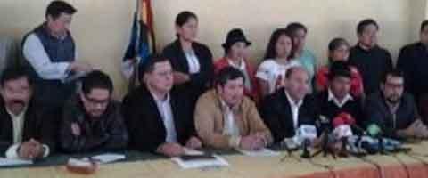 Imagen-Ecuador: 17 S - Movilizacion Nacional