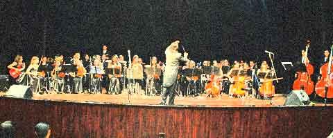 Imagen-USA: Orquesta sinfonica de Manabi - Ecuador se presentara en Los Angeles