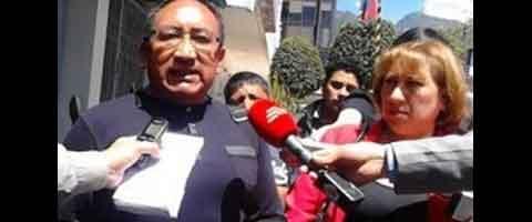 Imagen-Ecuador: Padres denuncian tortura a su hijo por parte de la Policia Nacional