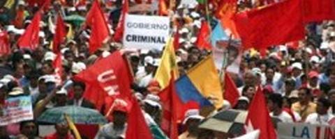 """Imagen-Ecuador: """"La UNE debe pedir perdon"""""""