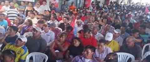 Imagen-Ecuador: El 19 de noviembre nueva jornada nacional de protesta