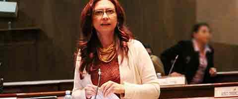 Imagen-Ecuador: Carta abierta a la Asambleista Maria Augusta Calle