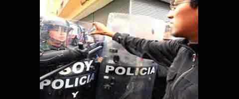 Imagen-Ecuador: ¿Pobres policias?