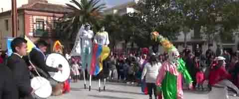 Imagen-Video Madrid: IX Homenaje a la Virgen del Quinche Getafe 2014 (1ª Parte)