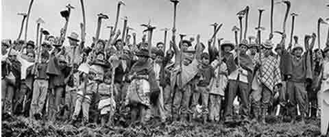 Imagen-Ley de tierras rurales y territorios ancestrales: Para la soberania alimentaria o profundizar la matriz agroexportadora y libre mercado de tierras